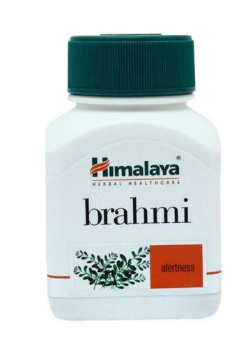 Брахми (BRAHMI)  - Для улучшения мозговой работы и памяти, 60 капсул