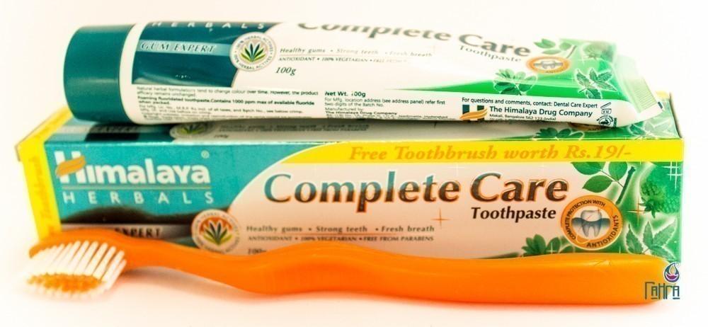"Зубная паста ""Complete Care"""