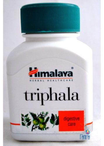 Трифала - Очиститель организма от шлаков, 80 таблеток