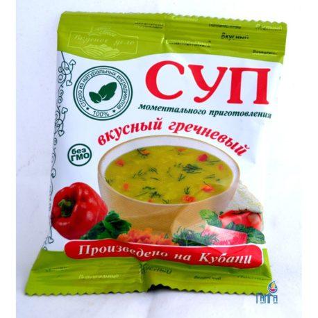 Суп гречневый быстрого приготовления, 28г