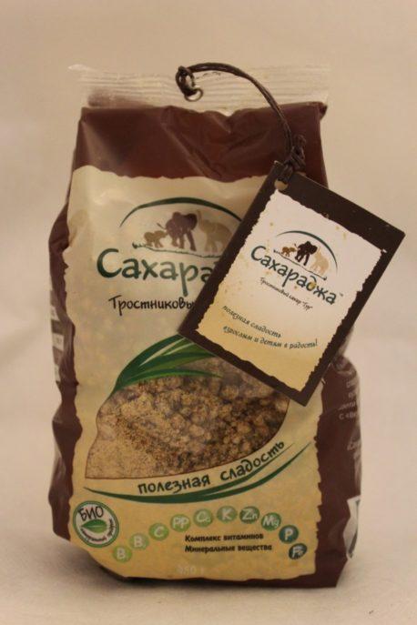 """Тростниковый сахар """"Сахараджа"""",  450 г"""