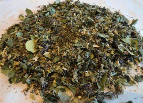 Травяной сбор для красоты тела, 80 гр
