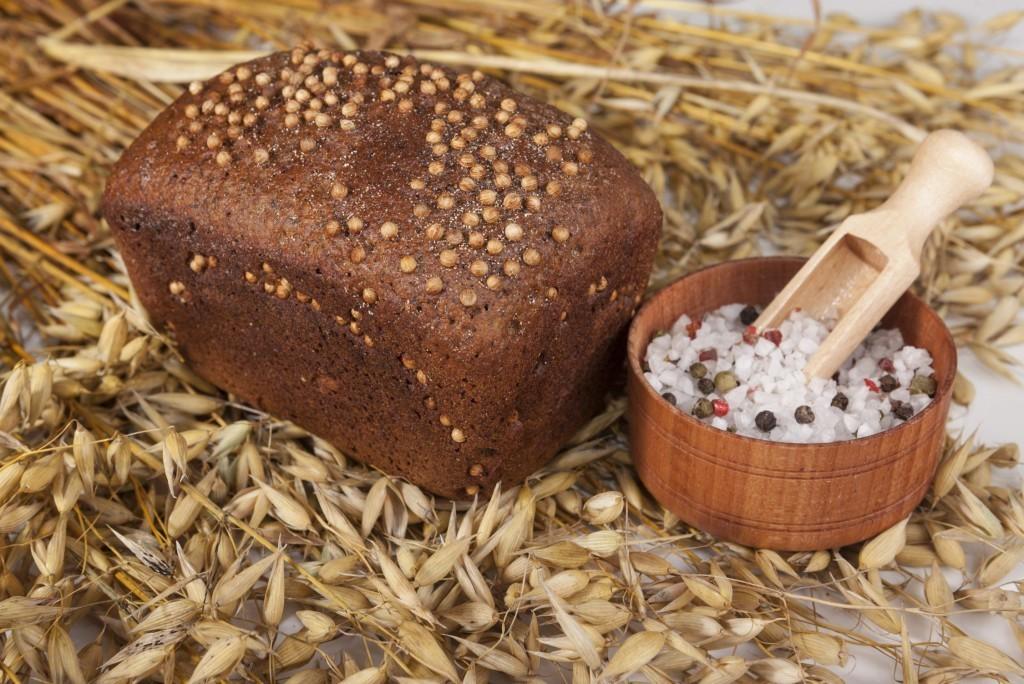 Хлеб всему голова! И новый выпуск Vegetarian